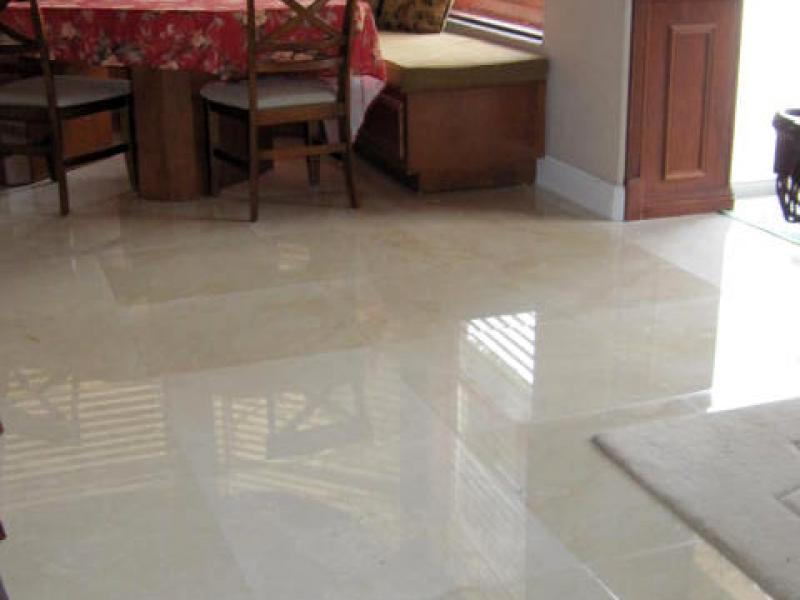 Marble Floor Polishing Tips from Fort Lauderdale's Master of Marble